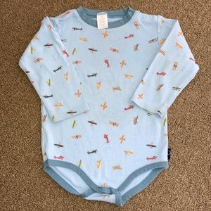 Gymboree 2t airplane onesies